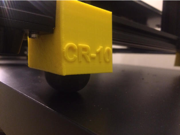 3d Printer Creality CR10 Squash Foot For Silent Base Vibrations